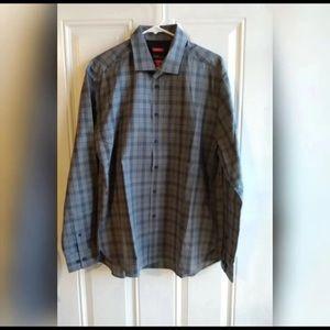 Kenneth Cole Flannel Shirt